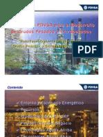 Tecnologías PDVSA para el desarrollo de crudos pesados y extrapesados