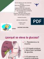 hipoglucemiantes presentacion