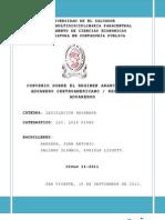 Convenio Sobre el Régimen Arancelario y Aduanero Centroamericano