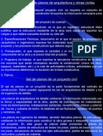 Clase-07-Planos de Arquitectura y Obras Civiles