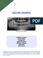 Abaden Dentistas - Guia para el paciente
