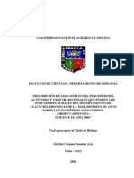 DESCRIPCIÓN DE LOS CONFLICTOS, PERCEPCIONES,