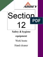 Abbey Q-Parts Catalogue Section 12
