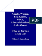 Angels, Women, Sex and the Occult - William F. Dankenbring