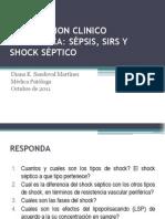 Correlacion Clinico Patologica - Sepsis