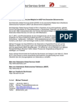 Datamatics Pressemitteilung AKEP Mitgliedschaft  7.10. 2011