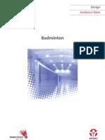 Badminton (English Version)
