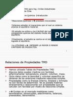 Clase TMD7 E Químico