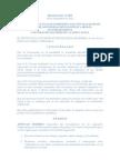 Acerca de La Suspension y Protocolo Propuesto Por Luis Enrique Arango