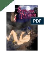 Spring Demon (Yaoi)