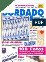 1001 Idéias - Bordado Com Fitas - Ano 2 - nº 17