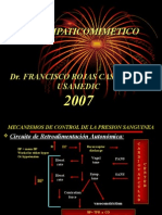PARASIMPATICOMIMETICO - 2007
