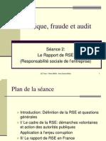 Ethique%2C fraude%2C audit S2 et S3 RSE 2006