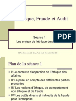 Ethique Fraude Audit S1 2006