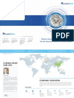 Dp Clean Tech Brochure