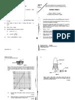 Physics 2004 Paper I