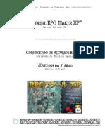 Conhecendo Os Recursos Do RPG Maker XP (Eventos Da Aba 3) [5]