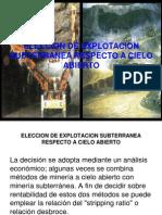 RELACION DE DESBROCE
