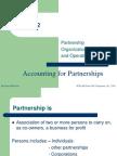 Chapter 2 Partnerships