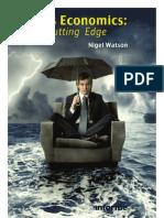 Crisis Economics the Cutting Edge