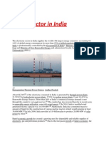Power Sector in India Kunal Pawar