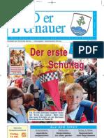 Der Bernauer - Oktober 2011