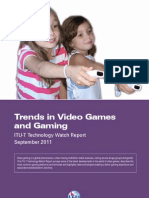 Trends in Video Games and Gaming