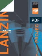 Catálogo Lanzini Projects 2011