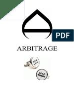 ArbiTrage.....