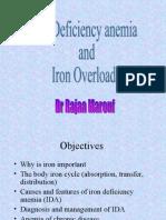 Lecture 42 - IDA & Iron Overload