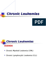 Patho - 4th Asessment - Chronic Leukemias - 27 Jan 2007