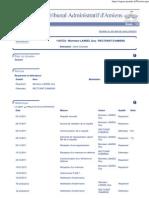 Tribunal administratif d'Amiens - Dossier n° 1102722 - 3 octobre 2011