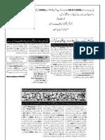 Moon News of Safar 1429