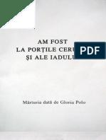 Gloria Polo - Am Fost La Portile Cerului Si Ale Iadului