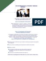 Investigaciond e Mercados PyMes a Medias