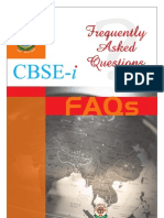 CBSE International Faqs