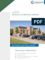 Expose, Mercatorstr. 15, Osnabrück, Ebenen 3 + 4