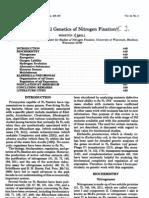 Biological N2 Fixation