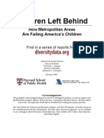Children Left Behind Final Report