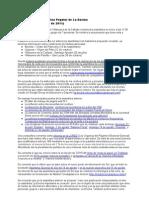 Acta nº13 de la Asamblea Popular de La Encina (sábado 20 de agosto de 2011)