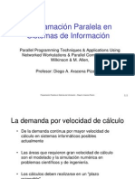 Computacion Paralela en Sistemas de ion