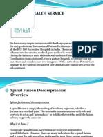 Spinal Fusion Decompression in India at Delhi & Mumbai at Affordable Cost