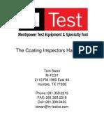 The Coating Inspectors HandbookR3.1