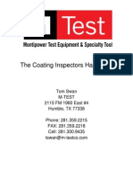 The Coating Inspectors HandbookR3.1