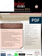 Brochure-Hotelier India HR Conference 2011 15-9-11