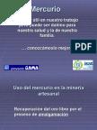 Mercurio en Mineria Artesanal Peru[1]