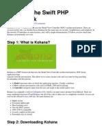 Kohana_ the Swift PHP Framework _ Nettuts+