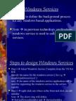 Windows Services