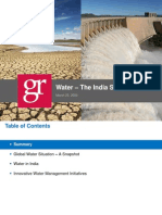 Grail Research Water the India Story