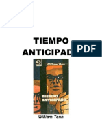 Tenn, William - Tiempo Anticipado